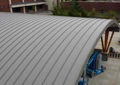 Architectural Metal Roofing 1