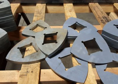 Contract Manufacturing Laser Cut Parts 5