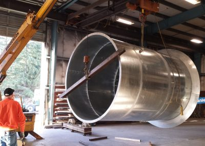 Industrial Air Movement Duct 3