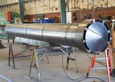 Industrial Exhaust Stacks