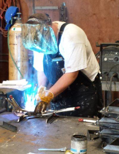 Action Welding